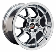 "18"" Ford� Mustang� 2005 GT4 Wheels Chrome 18x10 / 18x9 SET"