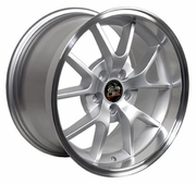 "18"" Ford� Mustang� FR500 Wheels - Silver 18x10 / 18x9 SET"