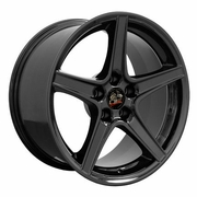 "18"" Ford� Mustang� Saleen Styled Wheels - Black"