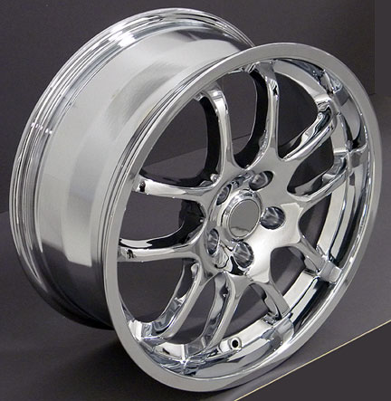Infiniti Nissan G Sedan Wheels Chrome X Set