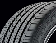 195/65R15 Goodyear Eagle Sport All Season Tire V-Speed Rated