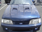 1987-1993 Ford Mustang Mach 2 Hood TF10021-A38