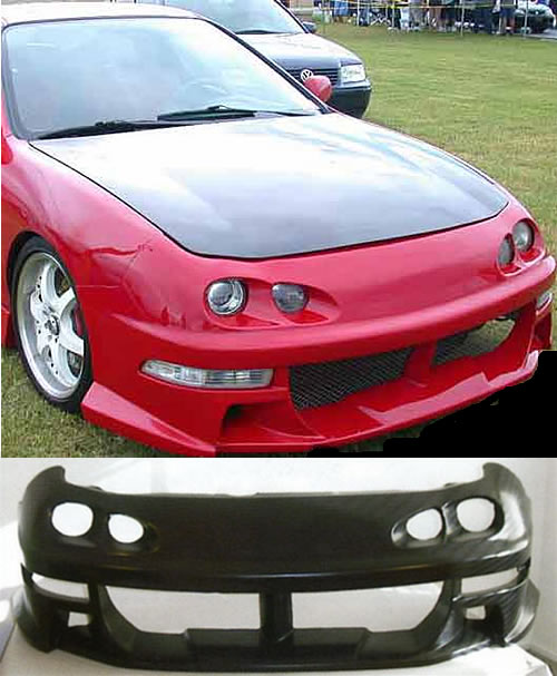 Acura Integra Extreme Style Front Bumper
