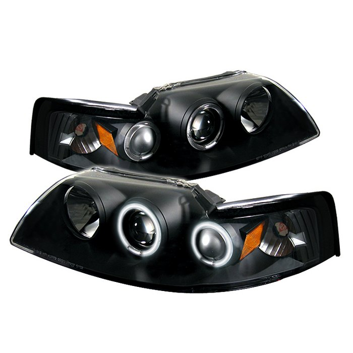 2004 Ford Mustang Headlights
