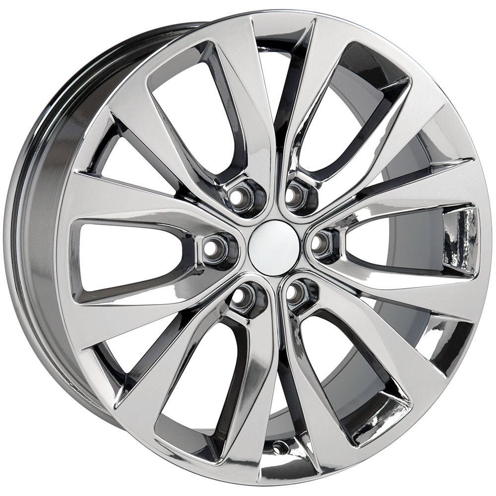 20 Quot Fits Ford 174 F 150 174 Style Replica Wheel Pvd Chrome