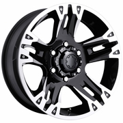 "20"" Fits Ford� - Ultra Maverick Wheels - Black 20x9 SET"