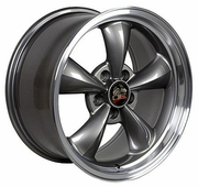"20"" Ford� Mustang� 2005 Bullitt Wheels Gunmetal 20x10 / 20x8.5 SET"