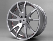 """20"""" Ford Mustang CDC Outlaw Wheel 2005-2017 Hi Oh Silver"""