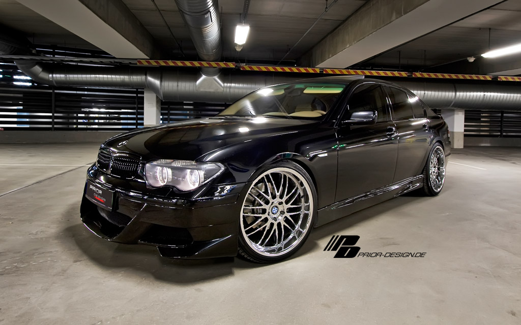2002 2004 BMW 7 Series E65 E66 PD Body Kit