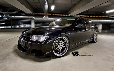 2002-2004 BMW 7 Series E65 E66 PD Body Kit
