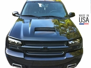2002-2009 Chevy Trailblazer Performance Ram Air Hood
