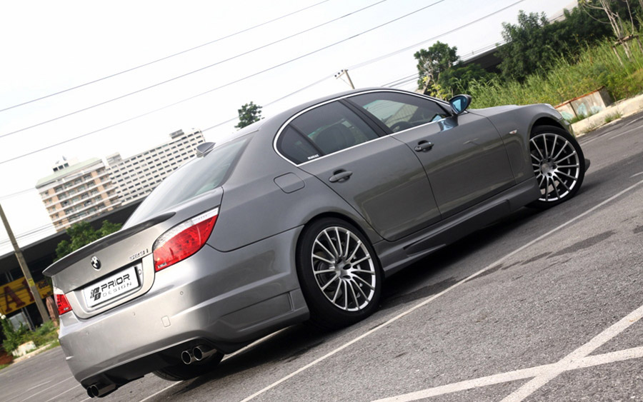 2003 2010 bmw 5 series e 60 exclusive body kit. Black Bedroom Furniture Sets. Home Design Ideas