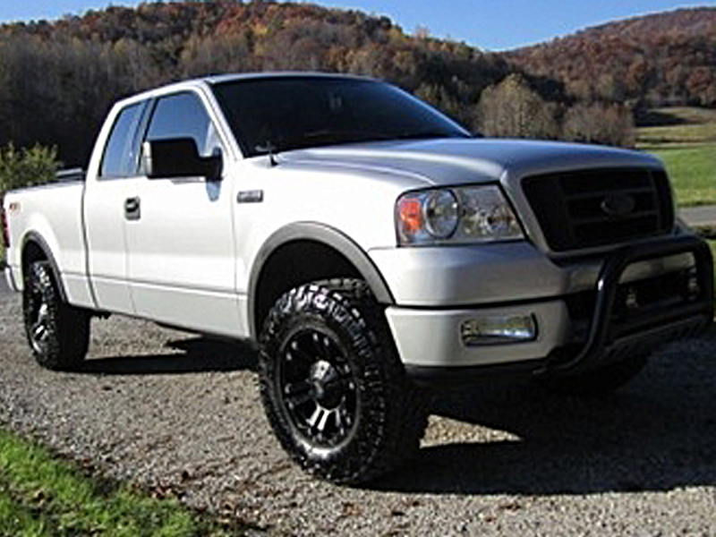 2004 2008 ford f 150 fender flares. Black Bedroom Furniture Sets. Home Design Ideas