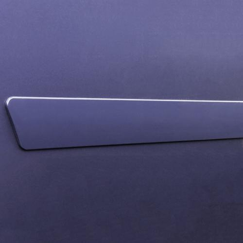 Toyota Sequoia Chromeline Painted Body Side Molding 2008: 2004-2008 Ford F-150 Painted Body Side Moldings