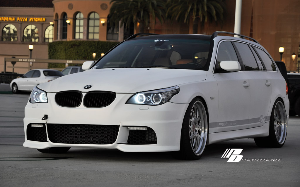 bmw 5 series touring body kit 2003 2010 bmw e61 body kits. Black Bedroom Furniture Sets. Home Design Ideas