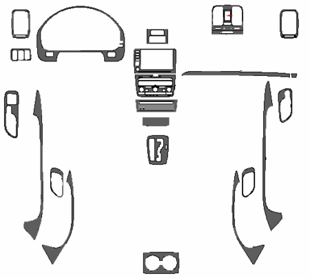 how to set navigational system on a 2005 acura mdx