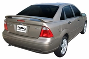 2005-2007 Ford Focus Painted Factory Style Spoiler