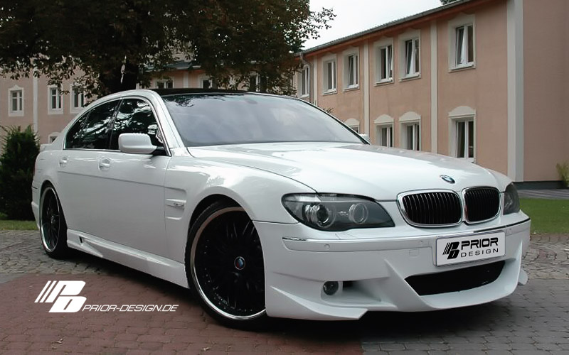 2005 2008 BMW 7 Series E65 E66 PD Body Kit