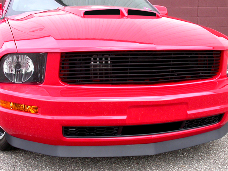 Oe Wheels Mustang >> 2005-2009 Mustang v6 Billet Replacement Grille Creative Design Concepts