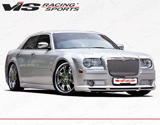 2005 2010 chrysler 300c 4dr k speed front bumper. Black Bedroom Furniture Sets. Home Design Ideas