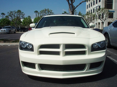 2005 2010 dodge charger 1 inch cowl ram air hood. Black Bedroom Furniture Sets. Home Design Ideas