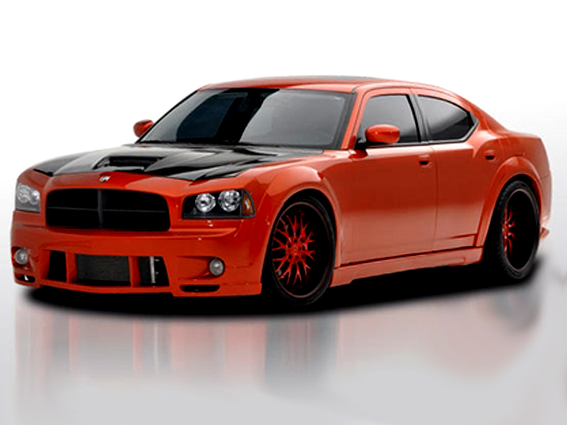 2005 2010 Dodge Charger Trinity Couture 9 Pc Ground