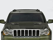 2005-2010 Jeep Grand Cherokee Carbon Creations Challenger Hood