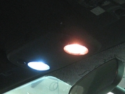 2005-2014 Ford Mustang Overhead Interior LED Bulbs