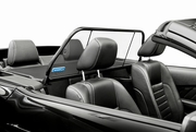2005-2014 Ford Mustang Convertible Wind Deflector