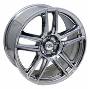 "2005-2019 Mustang Wheel Replicas 19x9"" Laguna Wheel (Chrome)"