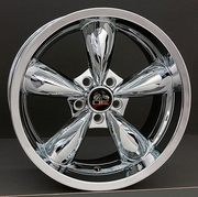 2005-2015 Bullitt Wheels- Mustang� Chrome 18x9 SET