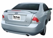 2006-2009 Ford Fusion Painted Custom Style Spoiler w/ Light