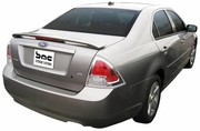 2006-2009 Ford Fusion Painted Factory Style Spoiler w/ Light