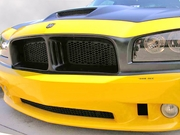 2006-2010 Dodge Charger '69 Style Custom Grille w/ Hex Mesh