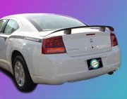 2006-2010 Dodge Charger OE Style Rear Wing, Painted