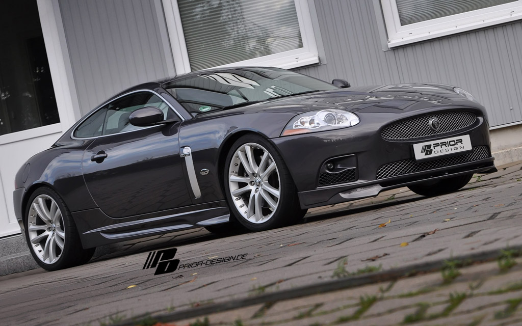 2007 2010 Jaguar XK XK R Prior Design Body Kit