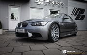 2007-2013 BMW 3-Series Coupe Convertible M Style Body Kit