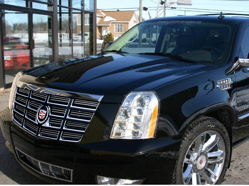 2007 2012 cadillac escalade ext esv billet grille 20194. Black Bedroom Furniture Sets. Home Design Ideas