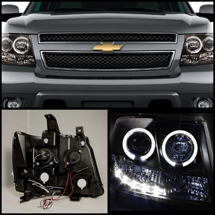 2007-2013 Chevrolet Tahoe Suburban Avalanche CCFL LED