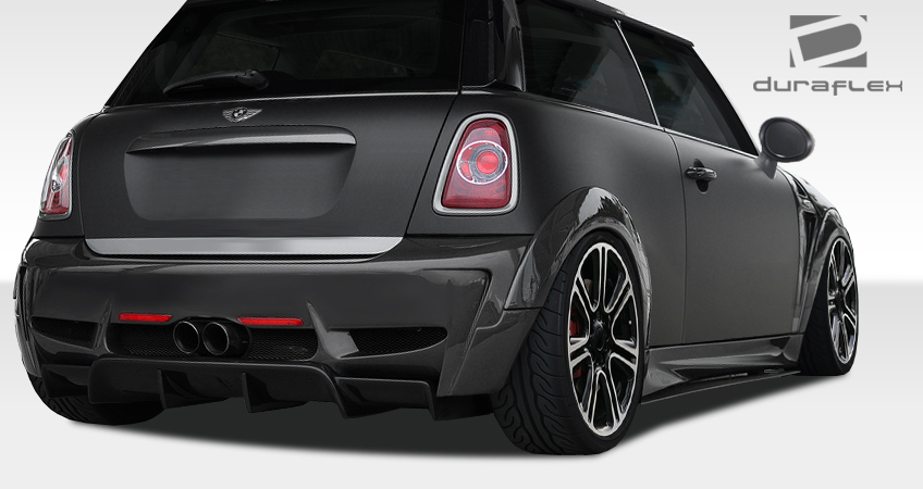 2007 2013 Mini Cooper Duraflex Dl R Body Kit