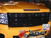 2007-2014 Silverado 2500 HD Functional Ram Air Hood