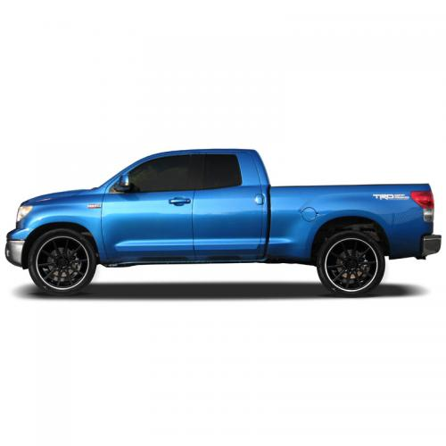 2019 Toyota Tundra Rumors Review: 2007-2019 Toyota Tundra Double Cab Painted Body Side