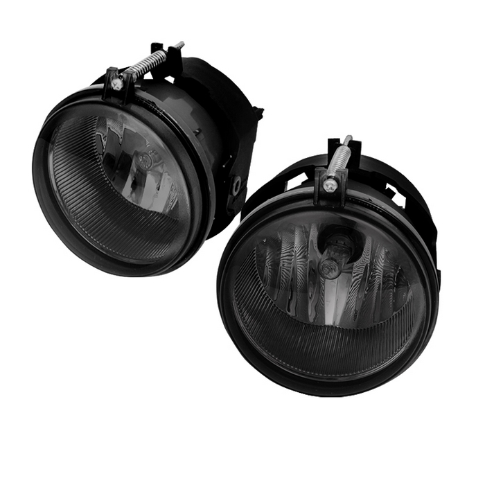 2008-2010 Chrysler Sebring Convertible Smoke OEM Fog Lights
