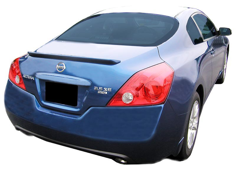 2008 2010 Nissan Altima Coupe Painted Custom Style Spoiler