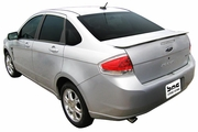 2008-2011 Ford Focus Painted Factory Style Spoiler