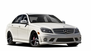 2008-2011 Mercedes C Class W204 Vaero C63 Look Conversion Kit ( without PDC ) - 8 Piece
