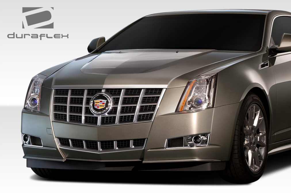 2008 2013 cadillac cts cts v style hood. Black Bedroom Furniture Sets. Home Design Ideas