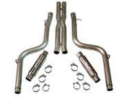 2008-2013 Challenger SRT-8 6.1/6.4L Loud Mouth II Exhaust System