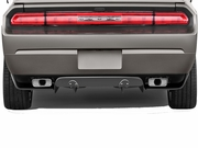 2008-2014 Dodge Challenger Circuit Rear Diffuser