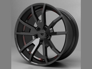 """2008-2015 Dodge Challenger CDC Outlaw 20"""" Wheel"""